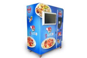 Gusto Italian Masterpiece Pasta Vending Machine